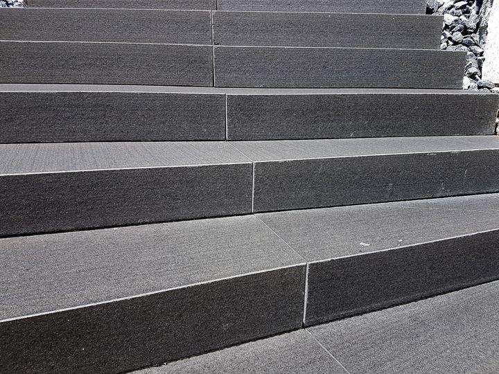 Granit Schwarzer Schwede Treppe kaufen